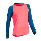 Sugoi Fusion Core L/S Women's Electric Salmon