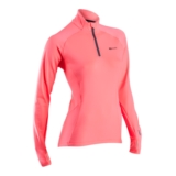 Sugoi Linear MidZero Zip Women's Electric Salmon