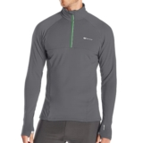 Sugoi MidZero Zip Men's Gunmetal/Classic Green