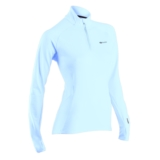 Sugoi MidZero Zip Women's Ice Blue