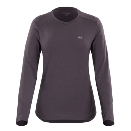 Sugoi Off Grid Long Sleeve Women's Dark Charcoal