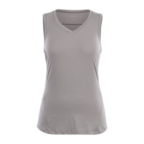 Sugoi Off Grid Tank Women's Grey Heather