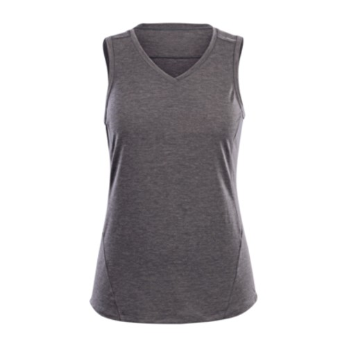 Sugoi Off Grid Tank Women's Heather Charcoal