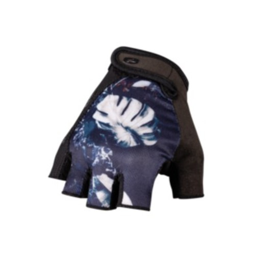Sugoi Performance Glove Women's Navy Monstera - Sugoi Style # U910020F.4FN CF19