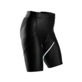 Sugoi Piston 200 Tri Pkt Short Women's Black/White