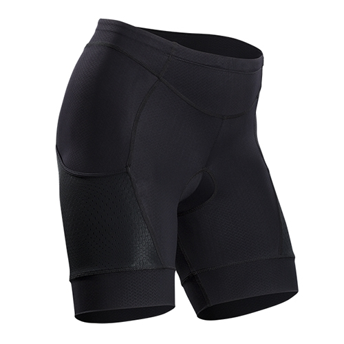 Sugoi Piston 200 Tri Pkt Short Women's Black