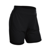 "Sugoi Prism 7"" Short Women's Black"