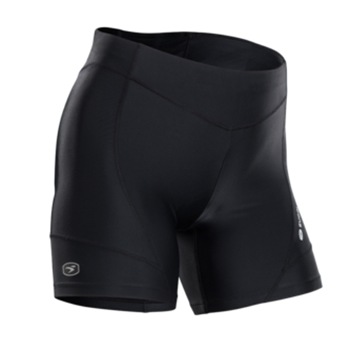 "Sugoi RPM Tri Short 6"" Women's Black"