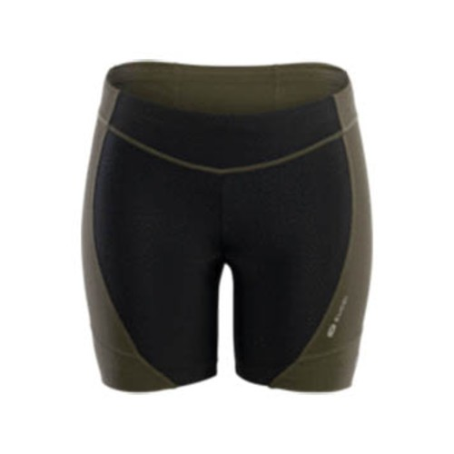 "Sugoi RPM Tri Short 6"" Women's Deep Olive"
