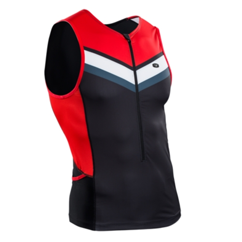 Sugoi RPM Tri Tank Men's Chili/ Black