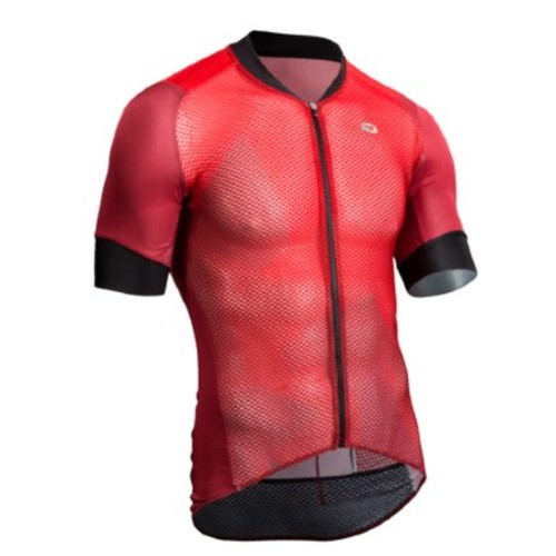 Sugoi RS Climbers Jersey Men's Red/Mtn