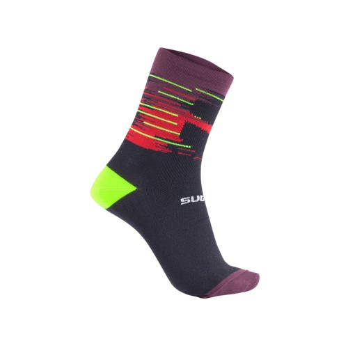 Sugoi RS Crew Sock Unisex Rally Focus