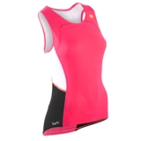 Sugoi RS Ice Tri Tank Women's Bright Rose
