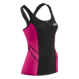 Sugoi RS Tri Tank Women's Black/Ultra Pink