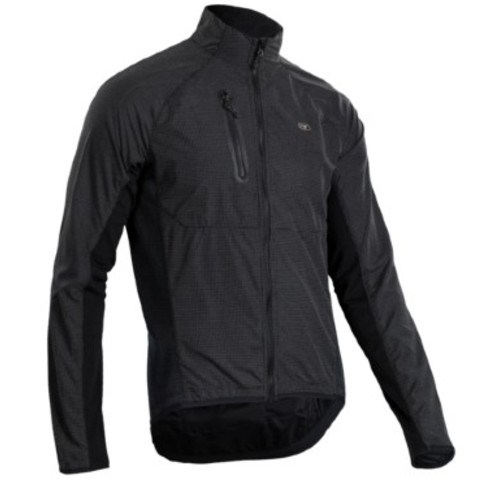 Sugoi RS Zap Jacket Men's Black Zap