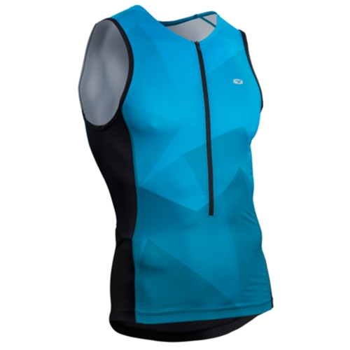 Sugoi Rpm Tri Tank Men's Ocean Depth/Mountain