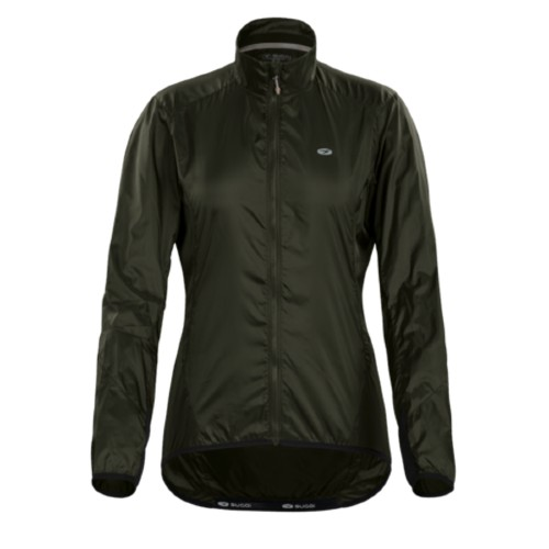 Sugoi Stash Jacket Women's Deep Olive