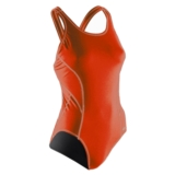 Sugoi Swim Racer Contrast Women's Fire Red