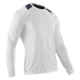 Sugoi Titan Ice L/S Men's White/Black