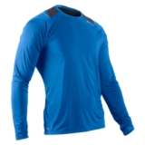 Sugoi Titan Ice L/S Men's True Blue/Black