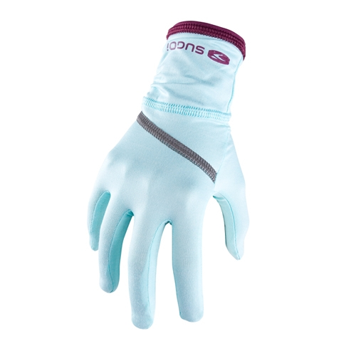 Sugoi Verve Run Glove Women's Ice Blue - Sugoi Style # 91016F.ICB F15