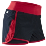 Sugoi Verve Short Women's Black/Rose Red