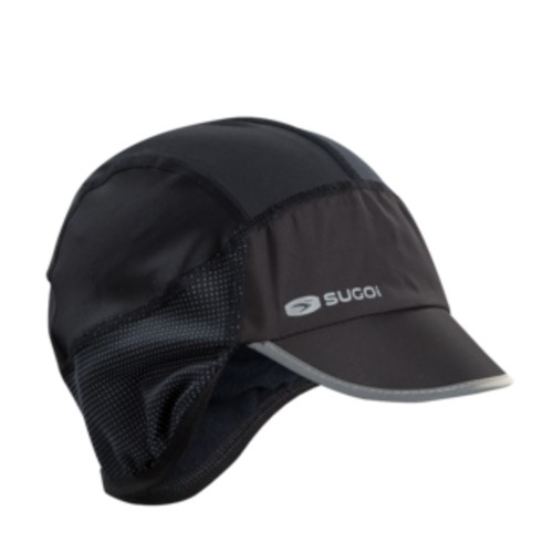 Sugoi Winter Cycling Hat Unisex Black