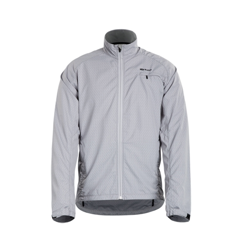 Sugoi Zap Training Jacket Men's Light Grey Zap