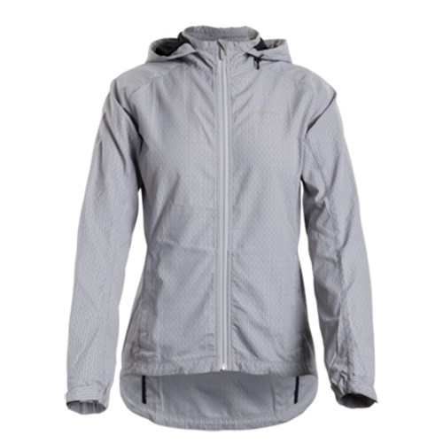 Sugoi Zap Training Jacket Women's Light Grey Zap