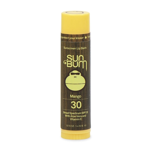 Sun Bum Sunscreen Lip Balm SPF 30 - Mango