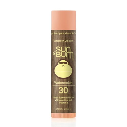 Sun Bum Sunscreen Lip Balm SPF 30 - Watermelon