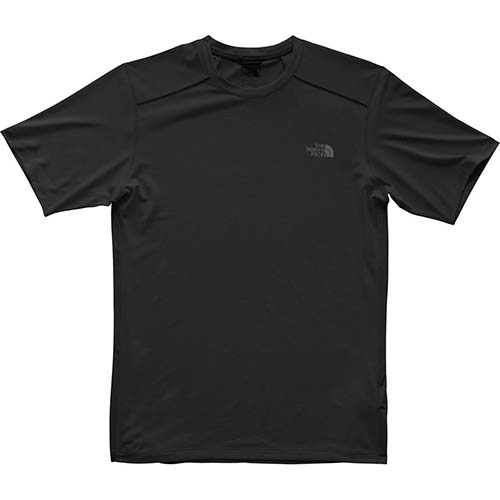 TNF 24/7 Tech Short Sleeve Men's TNF Black Heather