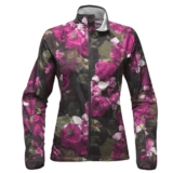 TNF Ambition Jacket Women's Grape Leaf Print