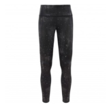 TNF Ambition Mid-Rise Tight Women's Black Reflective