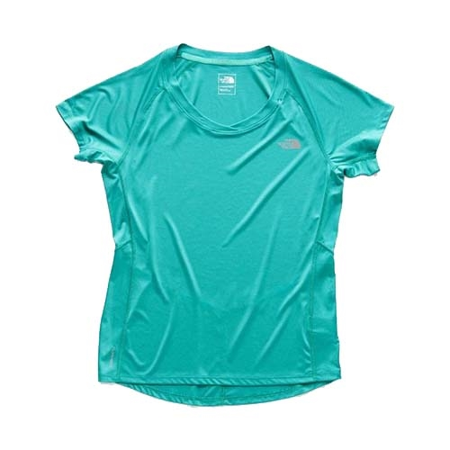TNF Ambition SS Women's Kokomo Green