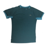 TNF Ambition SS Men's Crystal Teal Heather