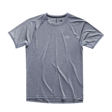 TNF Ambition SS Men's Grisaille Grey Heather