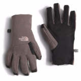 TNF Apex Etip Glove Women's Rabbit Grey Heather