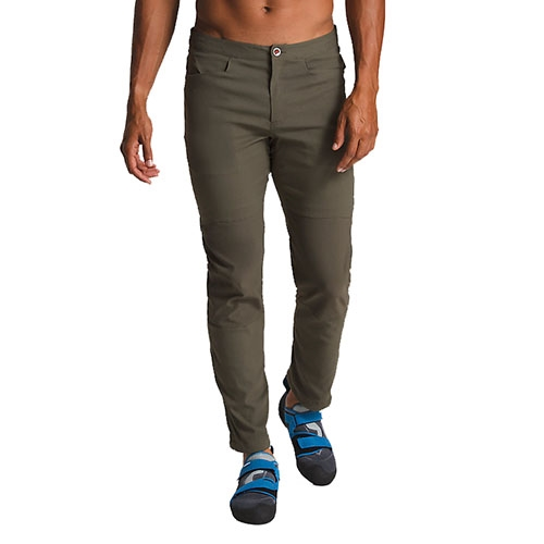 TNF BTW Rock Pant Men's New Taupe Green