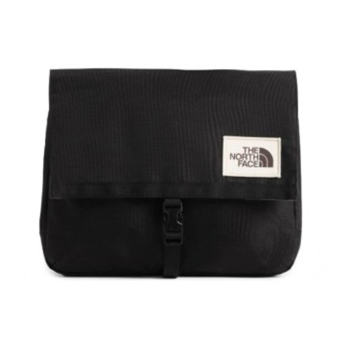 TNF Berkeley Satchel Unisex TNF Black Heather