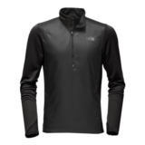 TNF Brave The Cold Wind Zip Men's TNF Black