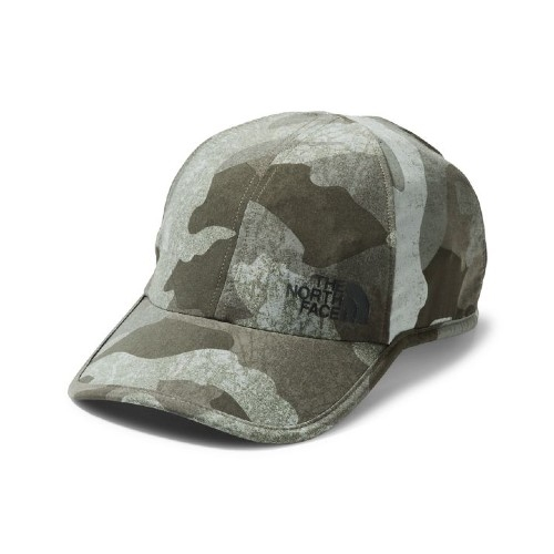 TNF Breakaway Cap Unisex New Taupe Green Camo