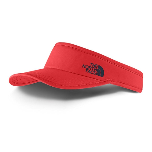 TNF Breakaway Visor Unisex Juicy Red