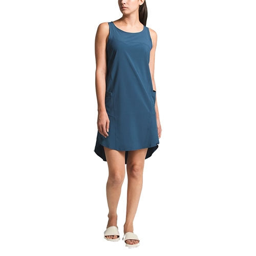 TNF Dawn Break Dress Women's Blue Wing Teal