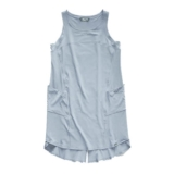 TNF Dawn Break Dress Women's TNF Light Grey Heather