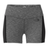 TNF Dynamix Short Tight Women's TNF Dark Grey Heather