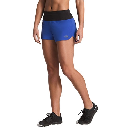 TNF Flight BTN Short Women's Dazzling Blue