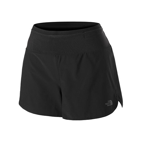 TNF Flight BTN Short Women's TNF Black