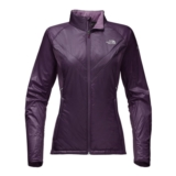 TNF Flight Touji Jacket Women's Dark Eggplant Purple