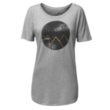 TNF Graphic S/S Tee Women's TNF Grey Heather